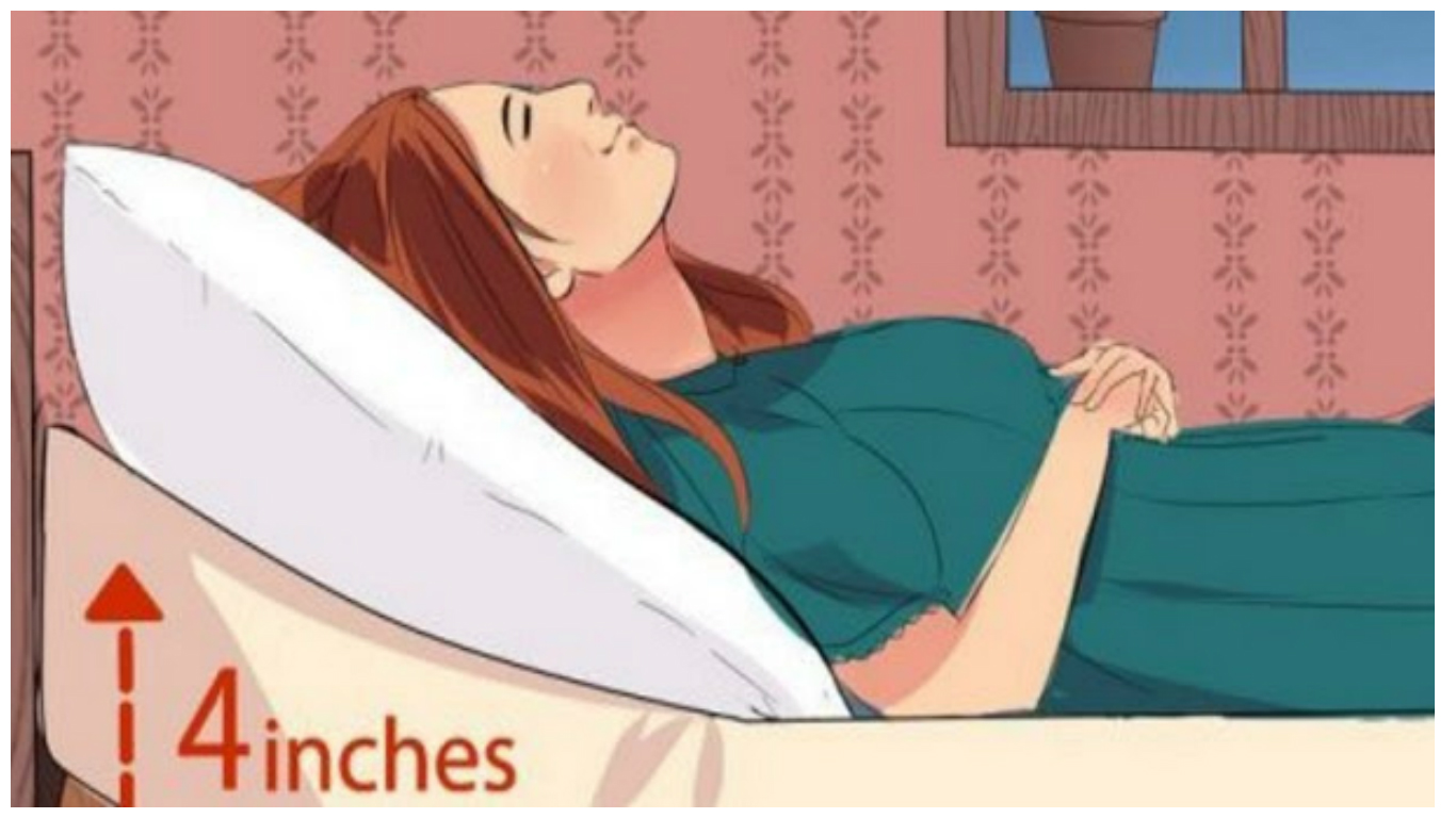 The Good Sleep Position which help to solve the HEALTH PROBLEMS! Should be learned!
