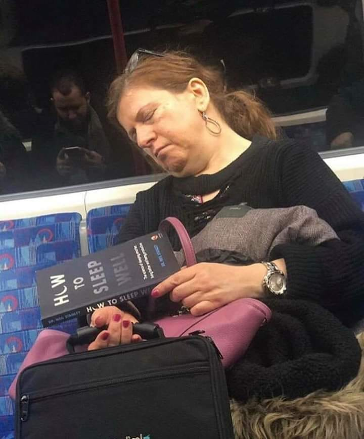 good sleep book